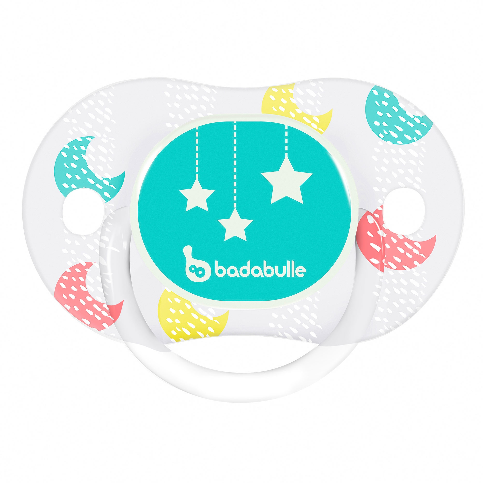 Badabulle Luminous Baby Soothers