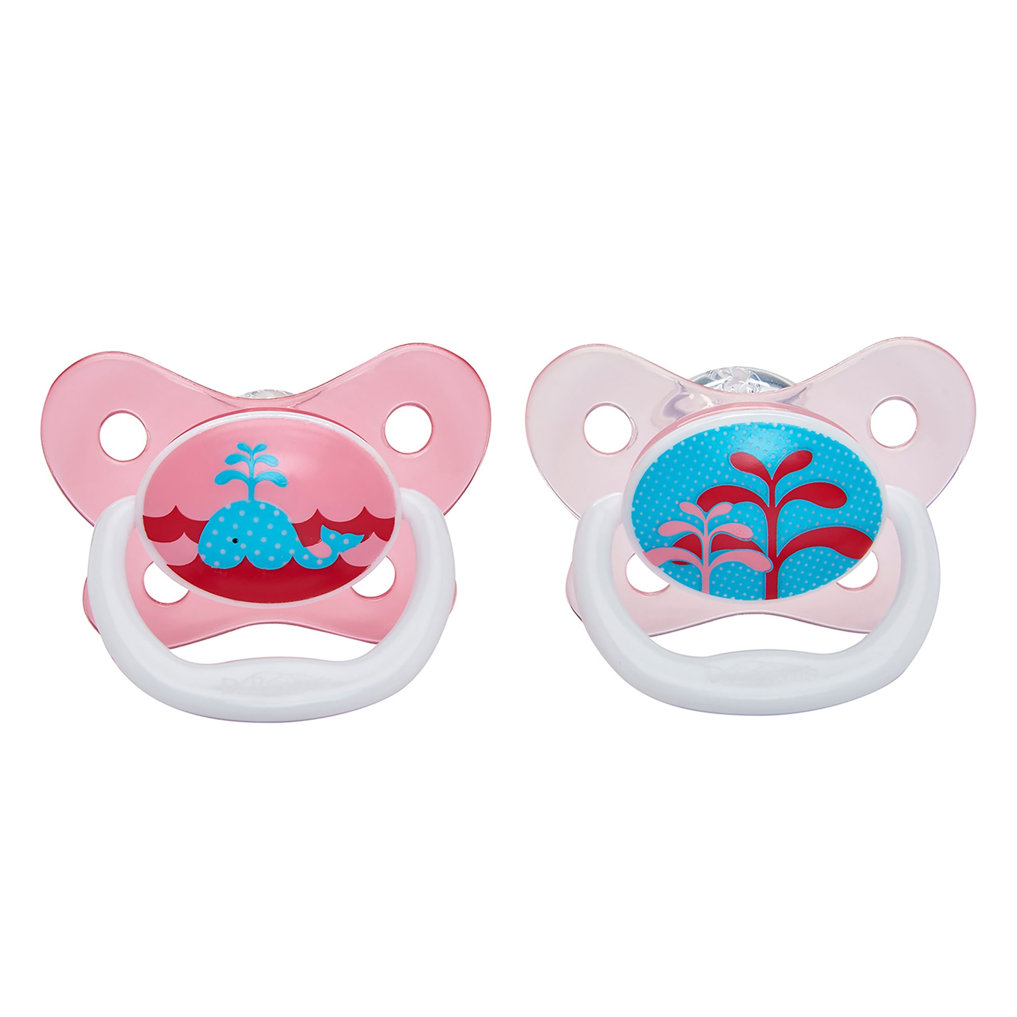 Twin Pack Dr Brown/'s PreVent Butterfly Soother//Dummy