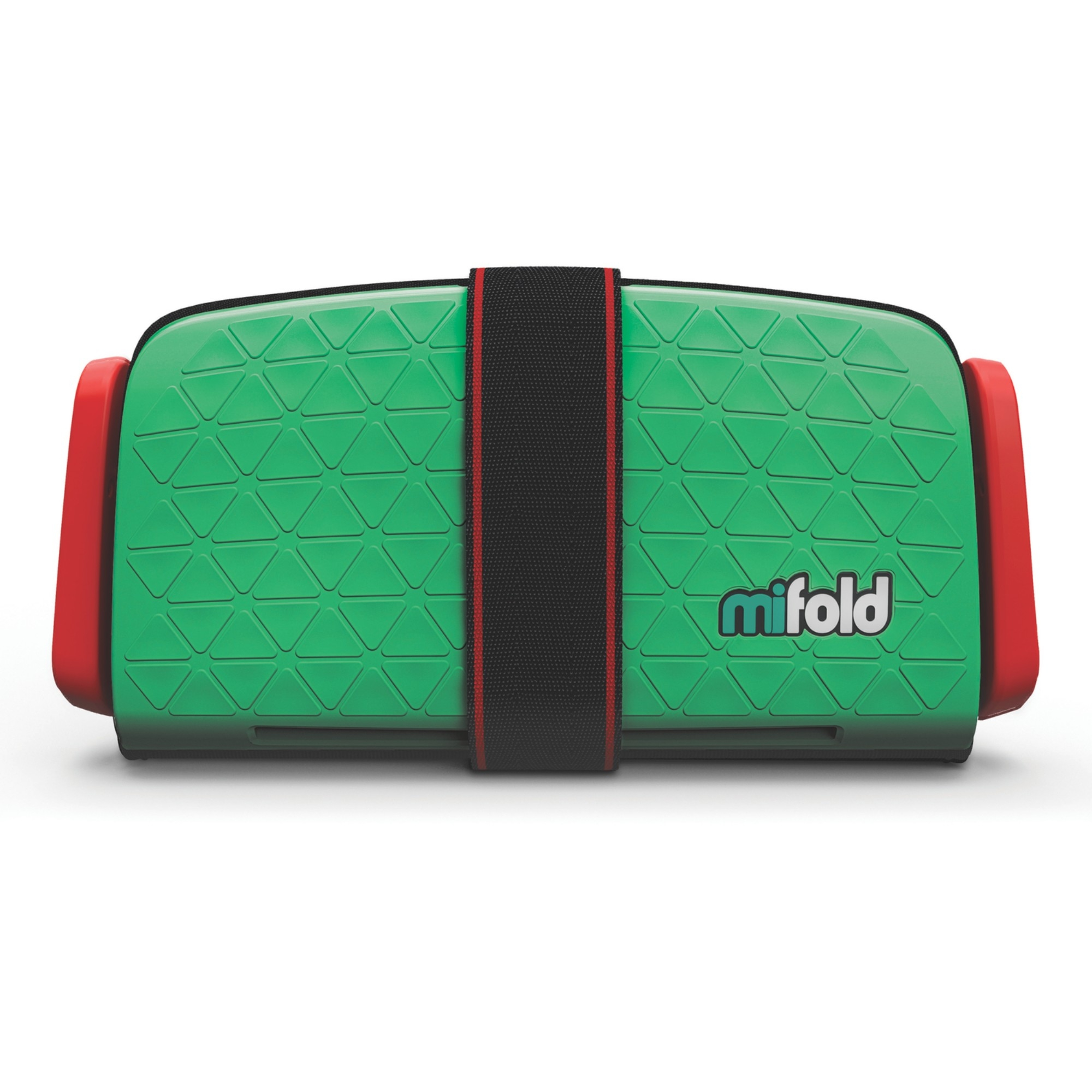 mifold Lime Green The Grab-and-Go Child Restraint