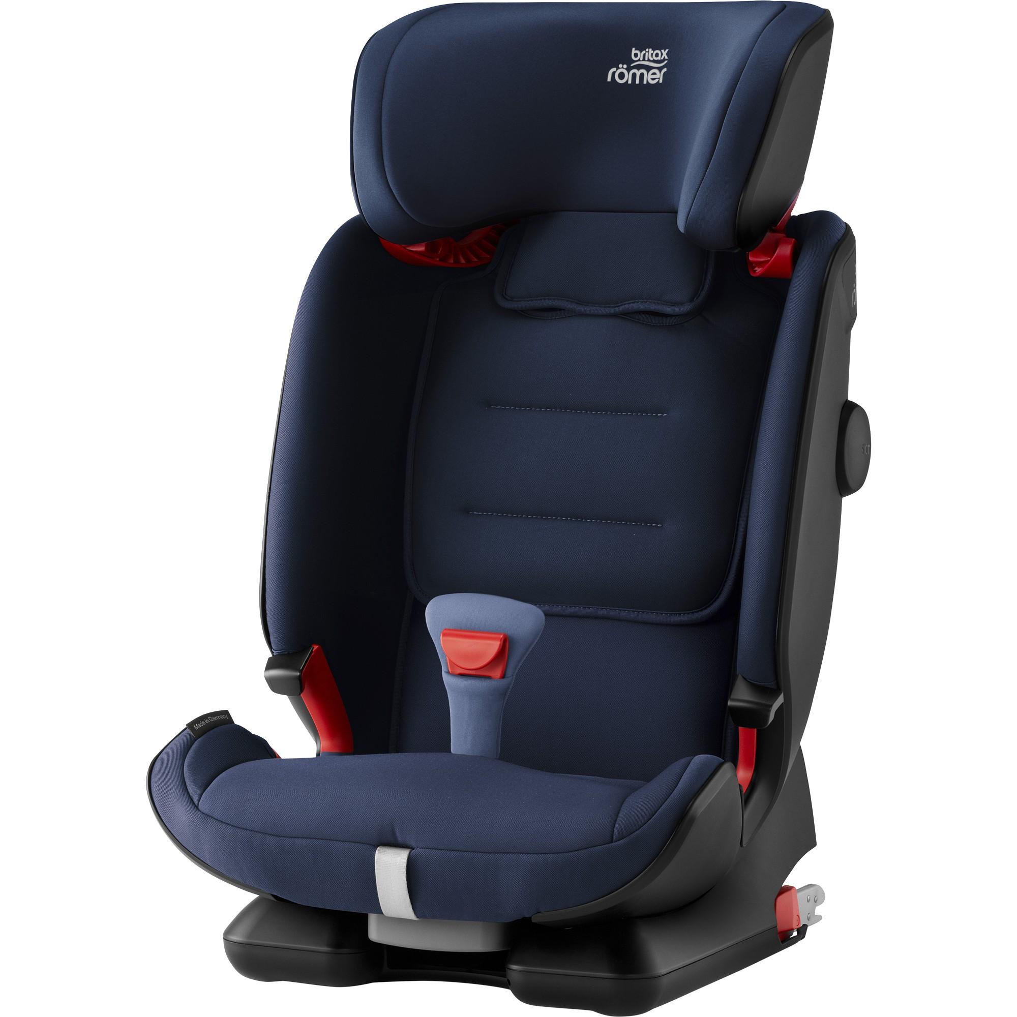 Britax-Romer-ADVANSAFIX-IV-R-Group-1-2-3-Child-Car-Seat thumbnail 4