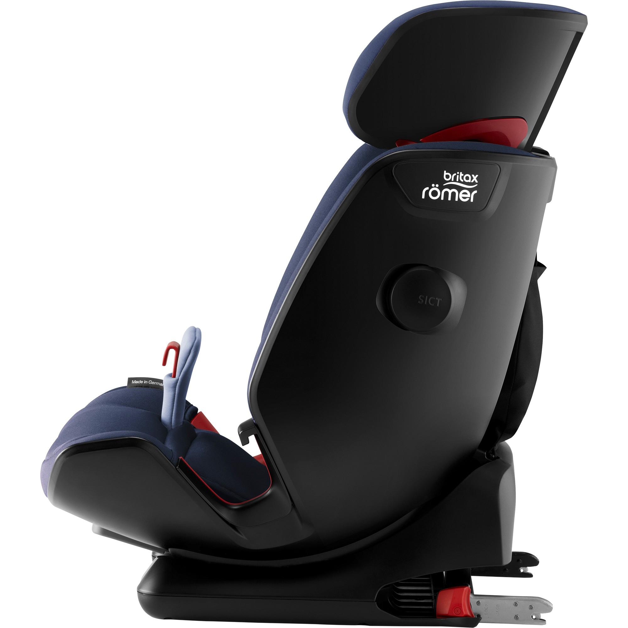 Britax-Romer-ADVANSAFIX-IV-R-Group-1-2-3-Child-Car-Seat thumbnail 6
