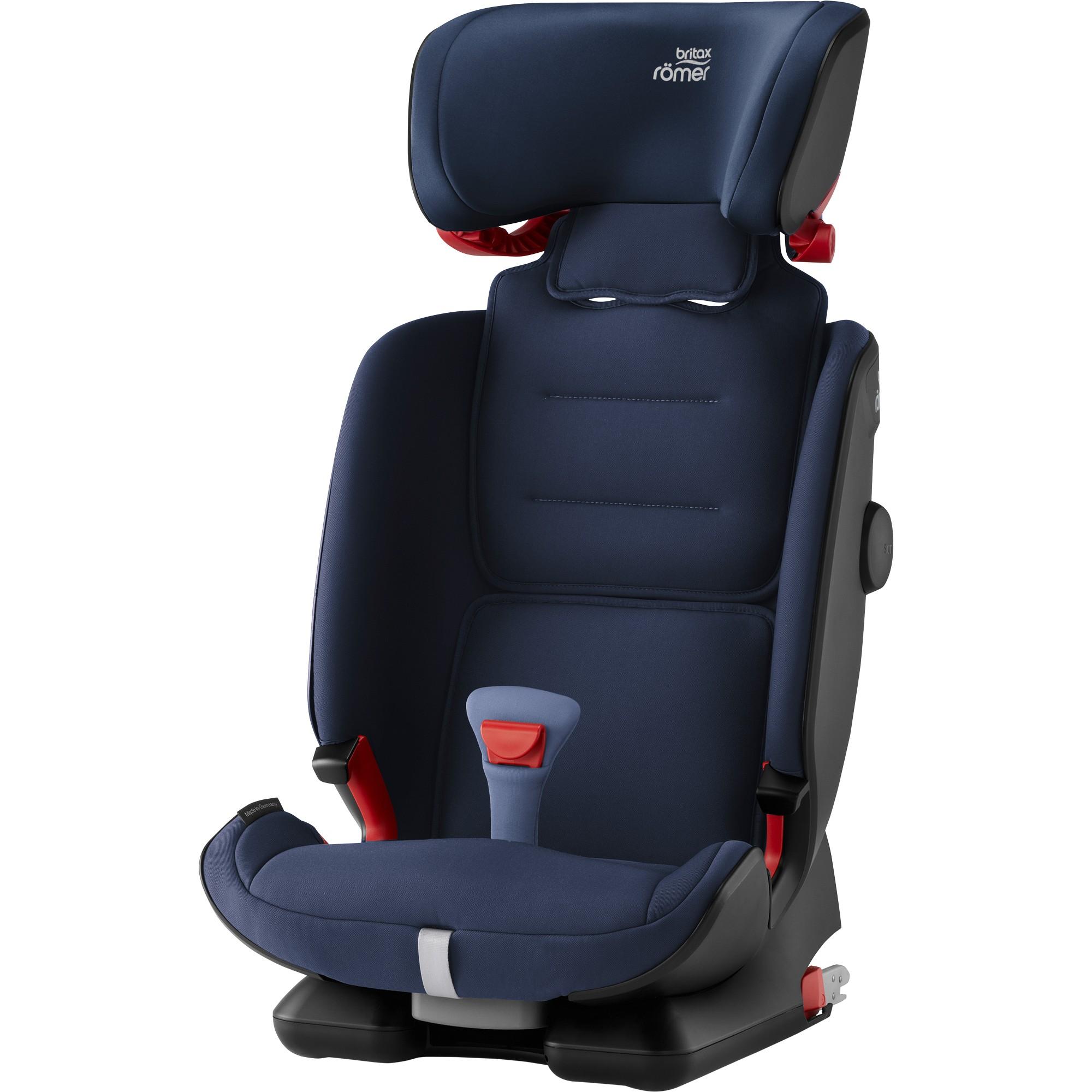 Britax-Romer-ADVANSAFIX-IV-R-Group-1-2-3-Child-Car-Seat thumbnail 7