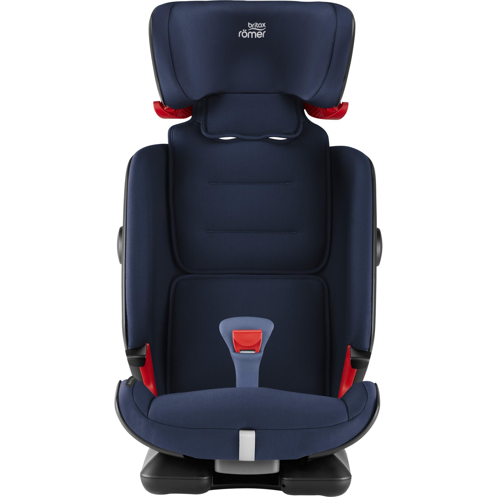 Britax-Romer-ADVANSAFIX-IV-R-Group-1-2-3-Child-Car-Seat thumbnail 8