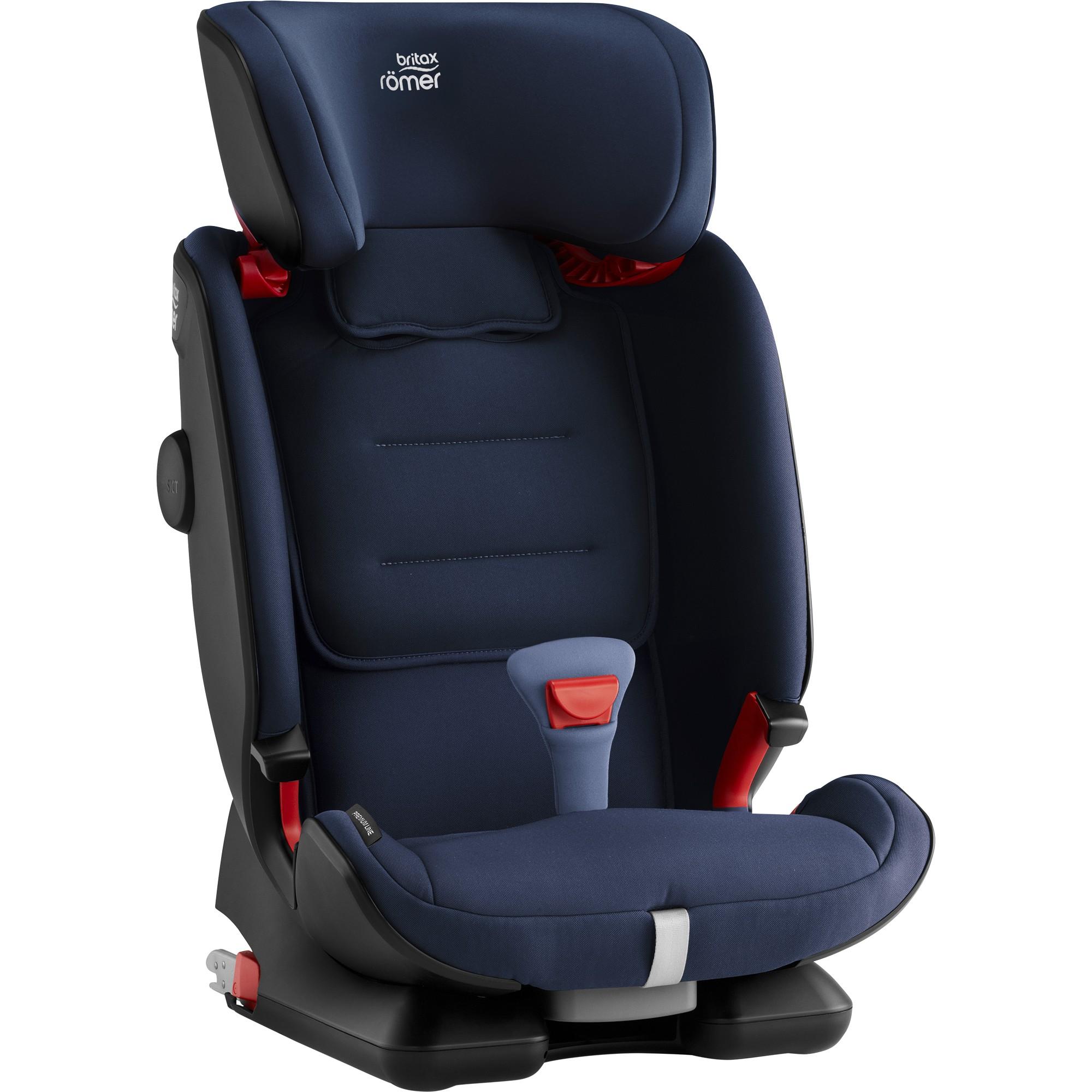 Britax-Romer-ADVANSAFIX-IV-R-Group-1-2-3-Child-Car-Seat thumbnail 9