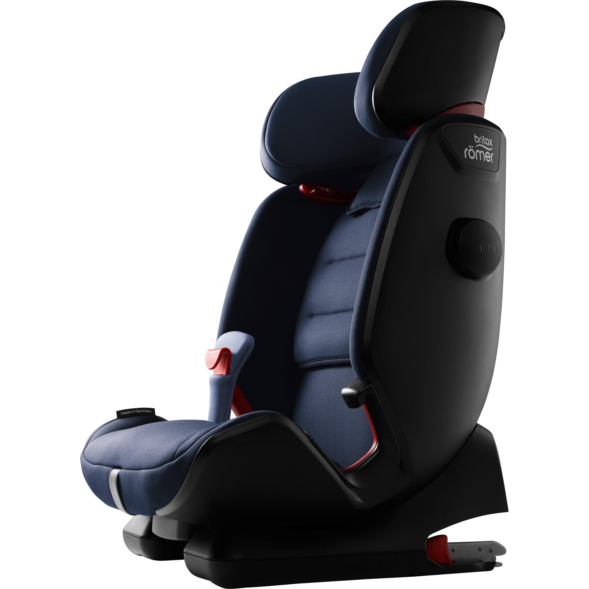 Britax-Romer-ADVANSAFIX-IV-R-Group-1-2-3-Child-Car-Seat thumbnail 10