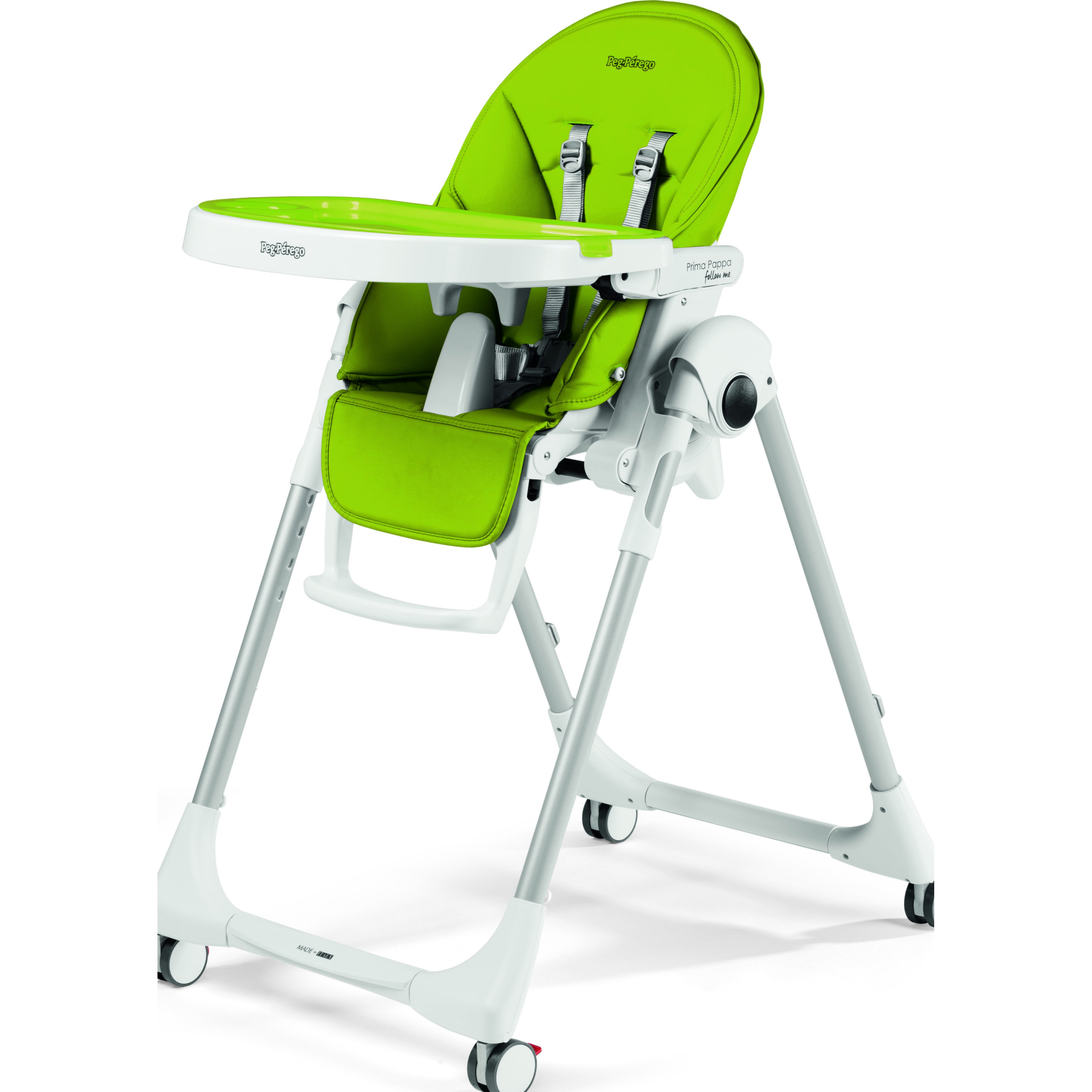 Phenomenal Details About Peg Perego Prima Pappa Follow Me Highchair Bralicious Painted Fabric Chair Ideas Braliciousco