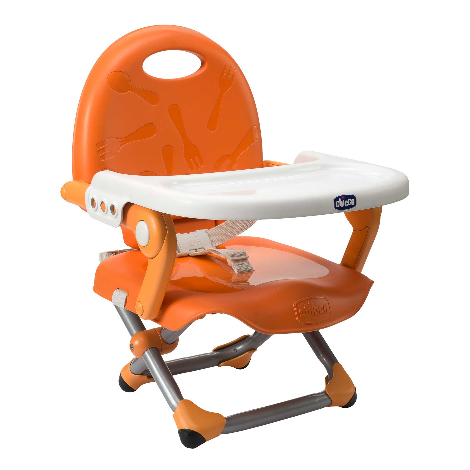 Details about Chicco Pocket Snack Booster Seat High Chair 0 3 Years