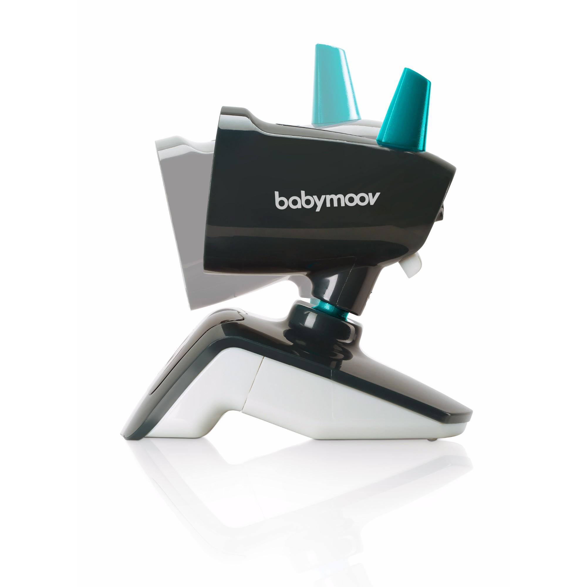 Babymoov Yoo viaje Video Monitor de bebé//infantil//transmisor con visión nocturna
