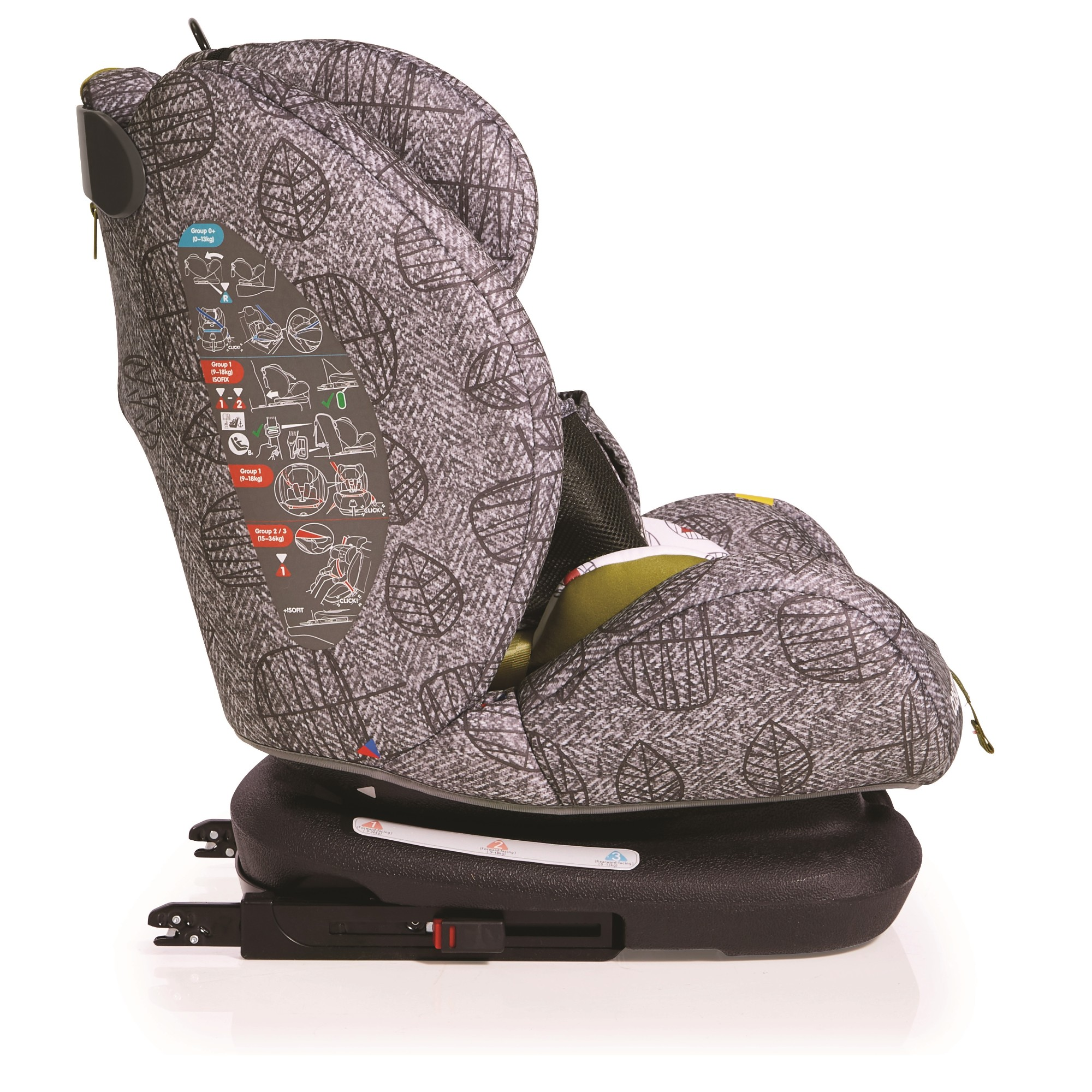 Infant Carrier Travel Cosatto Hold Rev Up Car Safety Seat From Birth 0