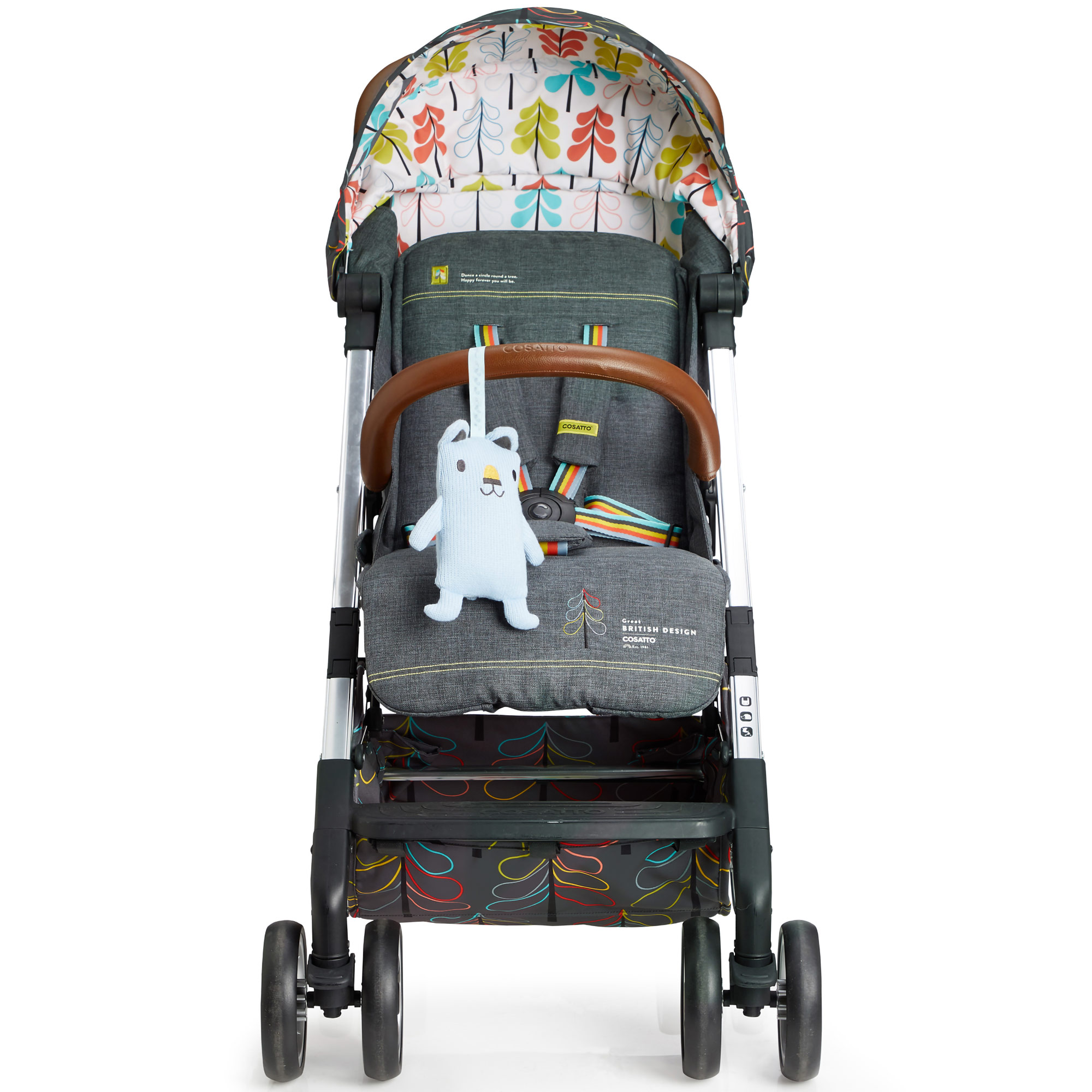 COSATTO WOOSH PUSHCHAIR STROLLER CARRYCOT BRAND NEW BOXED NORDIK