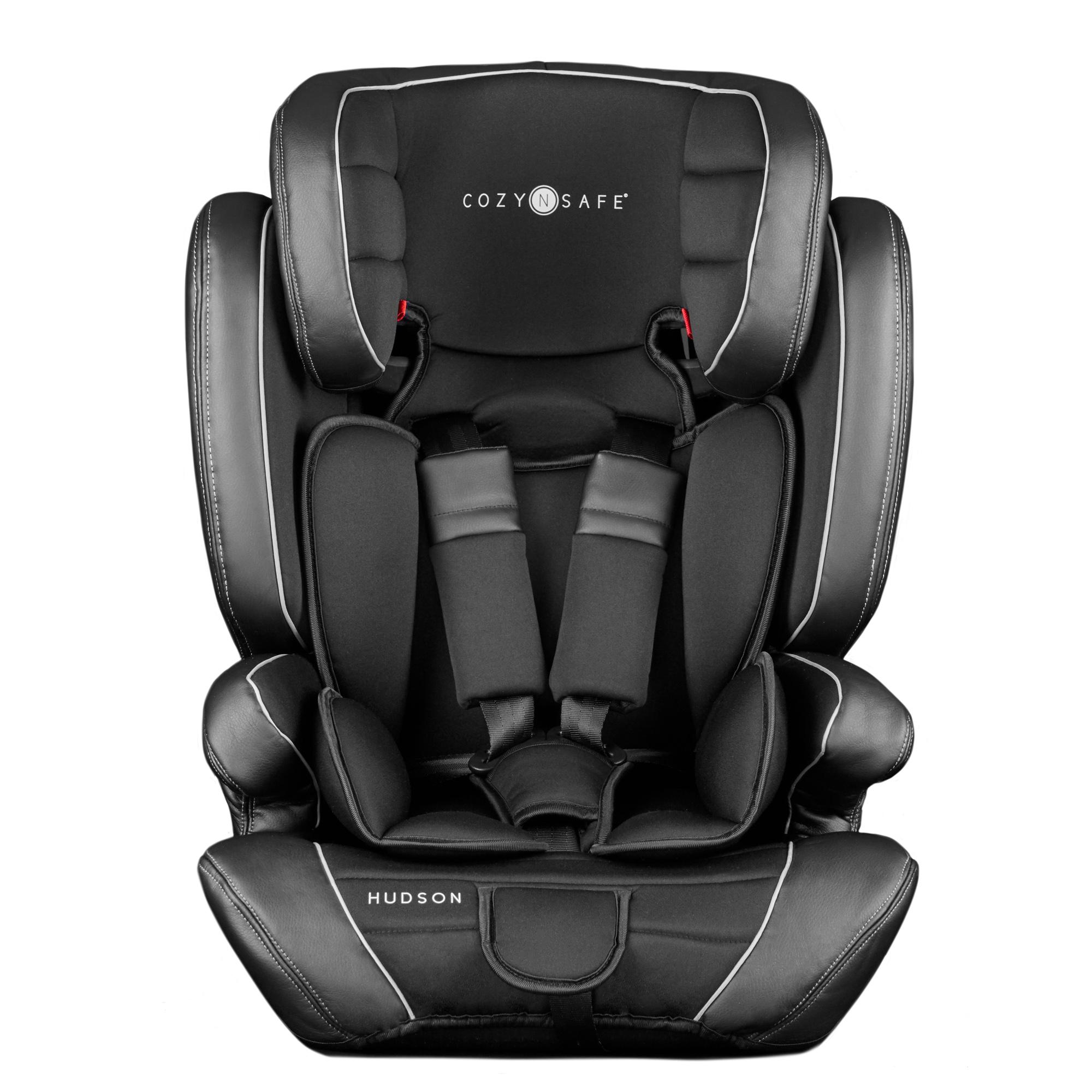 Cozy N Safe /'Augusta/' Group 2//3 EZFix Child Car Seat  Black
