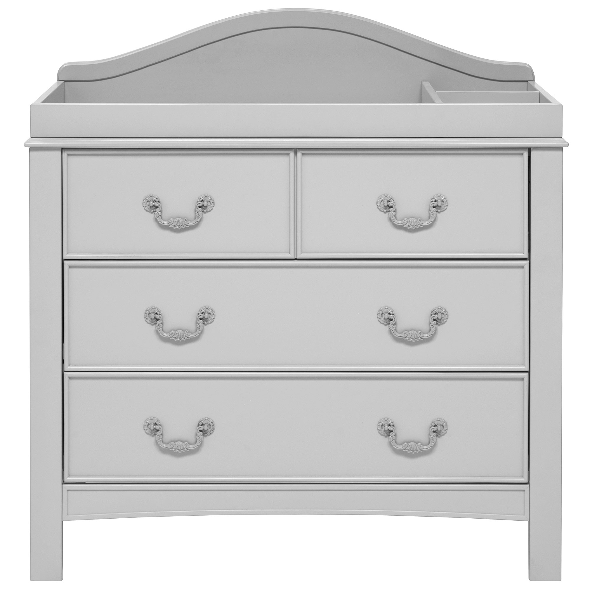 Details About East Coast Nursery Furniture Toulouse Chest Of 3 Drawers Dresser In French Grey