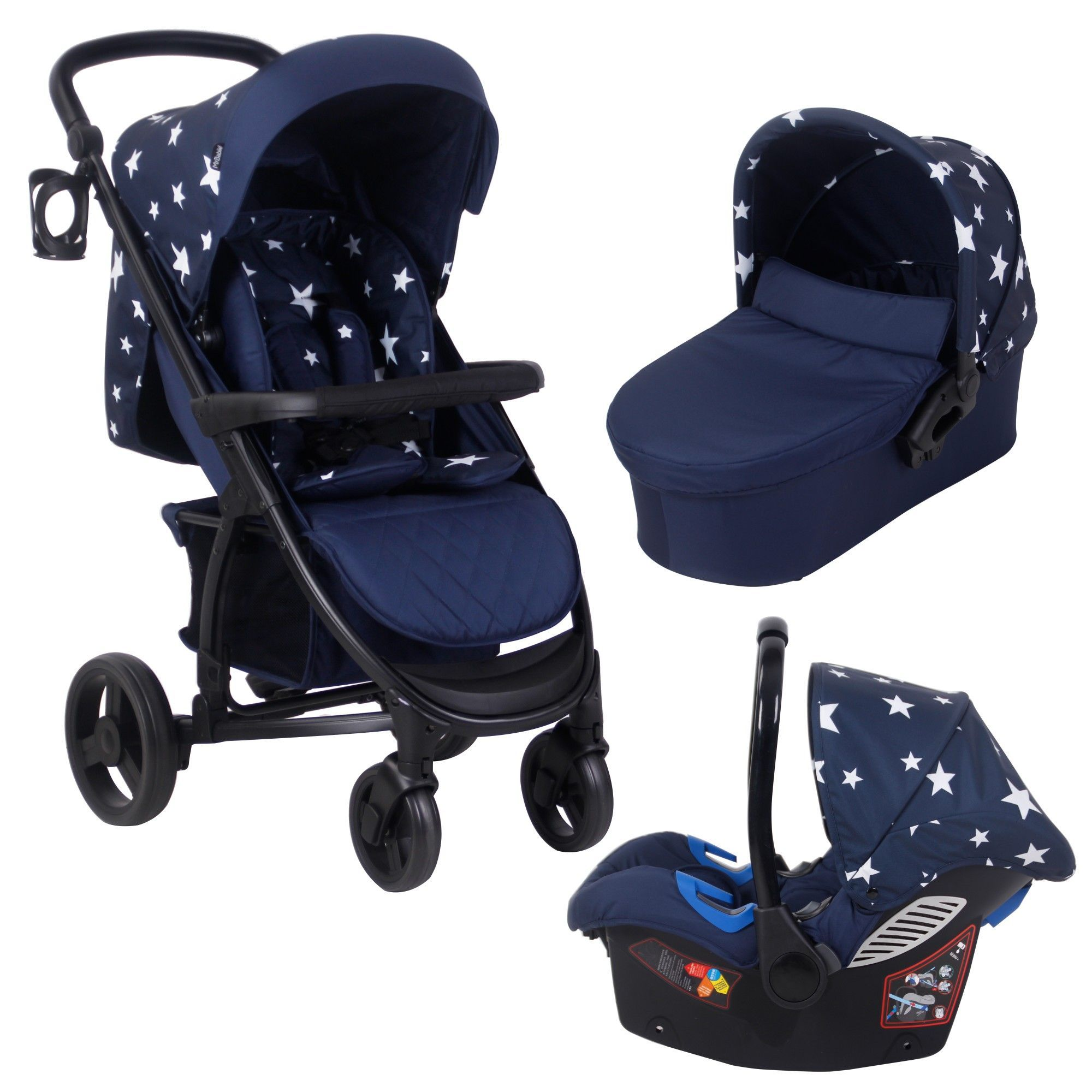 High Chair My Babiie Catwalk Collection By Abbey Clancy Highchair Black Cats