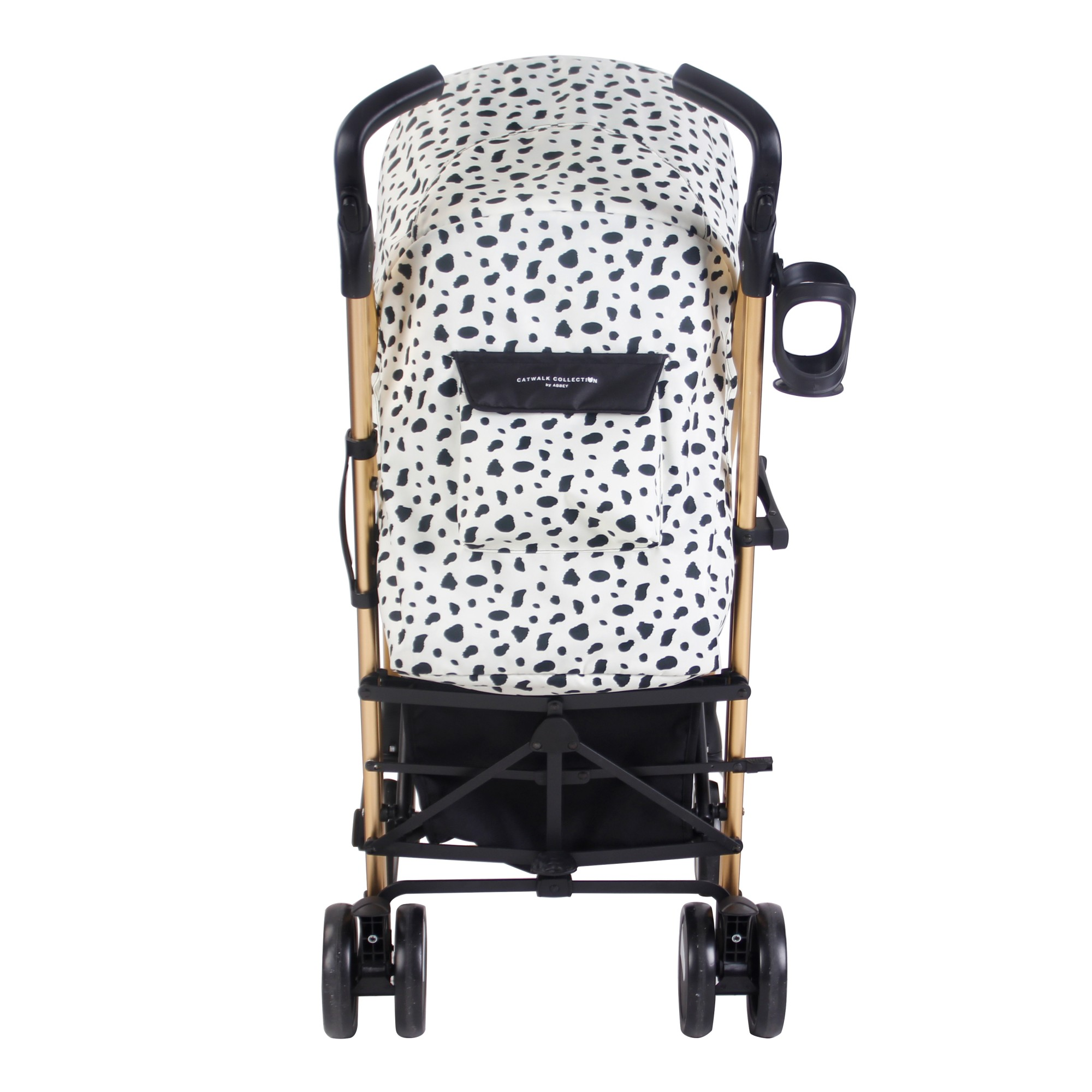 My Babiie Abbey Clancy Catwalk Collection Dalmatian Baby Changing Bag