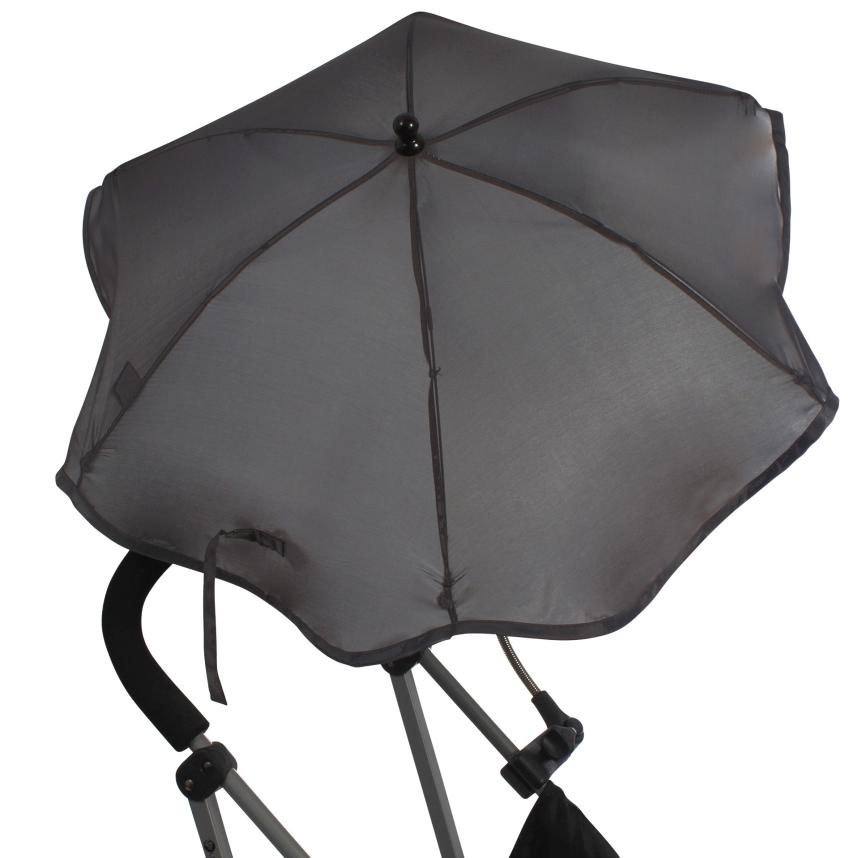 Mychild Bebé//Niño//Niños Buggy Cochecito//Silla de bastón//protección Solar Parasol-Gris