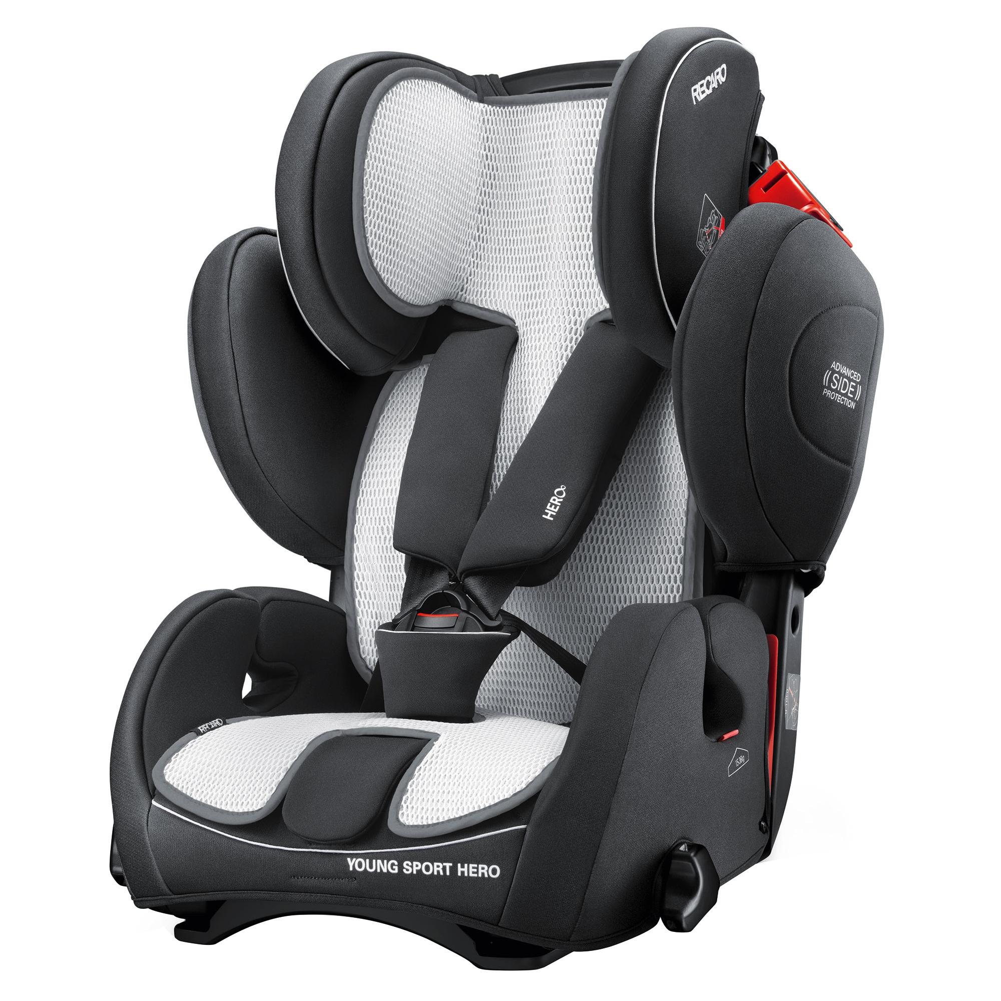 Recaro Young Sport Hero Air Mesh Summer Cover For Child Car Seats Ebay