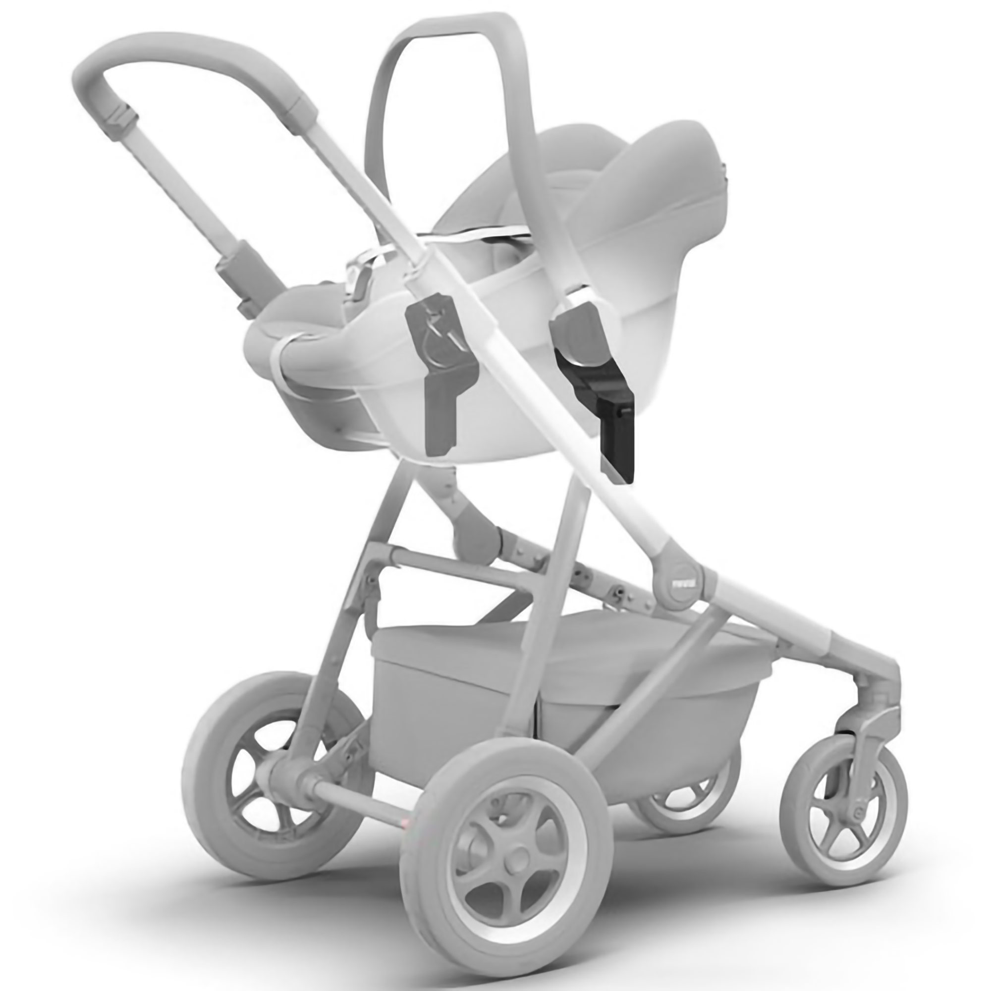 Out N About Nipper 360 Maxi Cosi Cabriofix Pebble Car Seat Adapters Adaptors